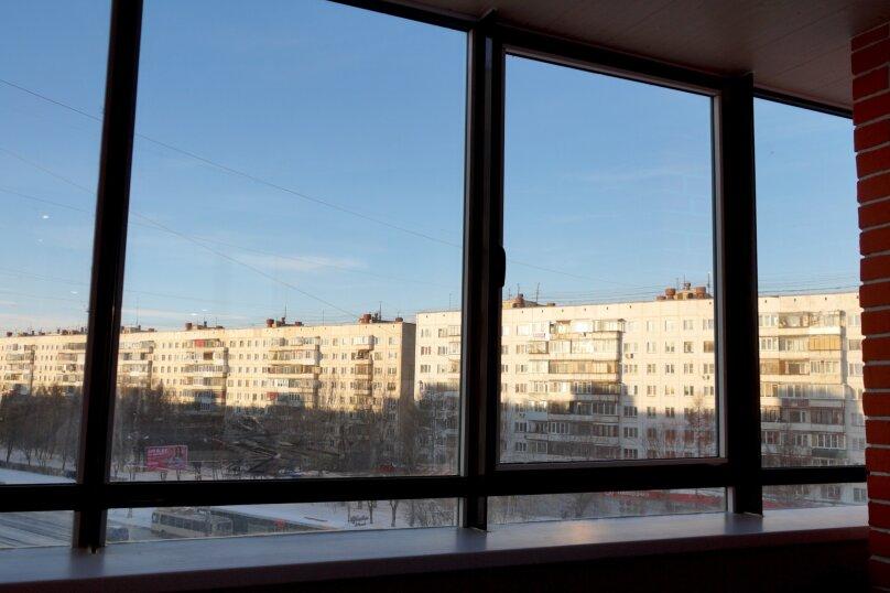 1-комн. квартира, 36 кв.м. на 4 человека, Комсомольский проспект, 39, Челябинск - Фотография 17