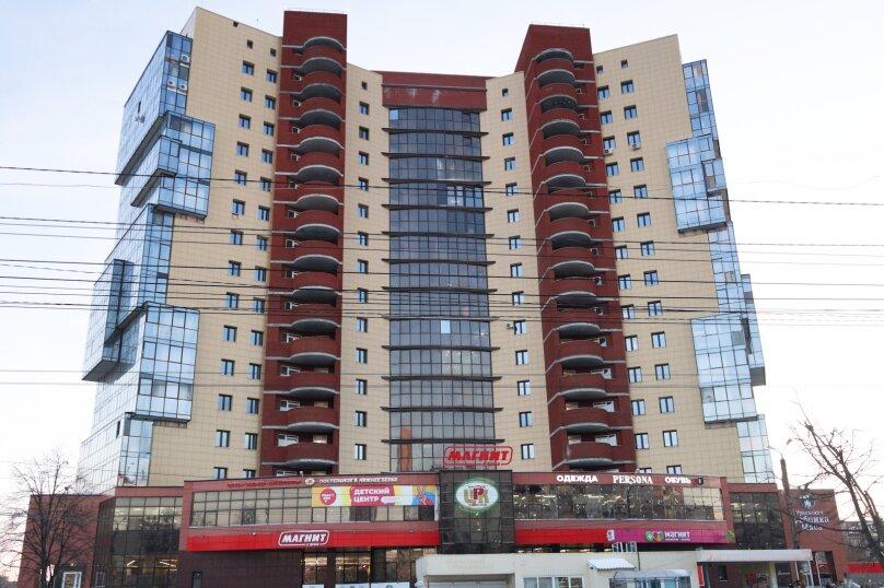 1-комн. квартира, 36 кв.м. на 4 человека, Комсомольский проспект, 39, Челябинск - Фотография 19