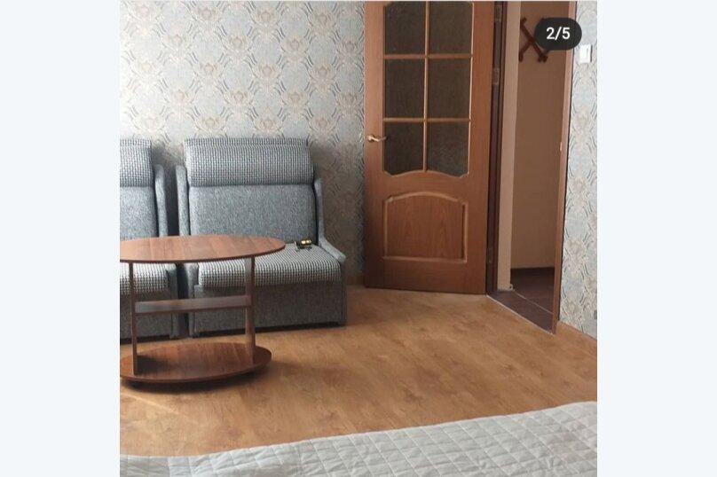 1-комн. квартира, 36 кв.м. на 4 человека, улица Агрба, 2, Пицунда - Фотография 2
