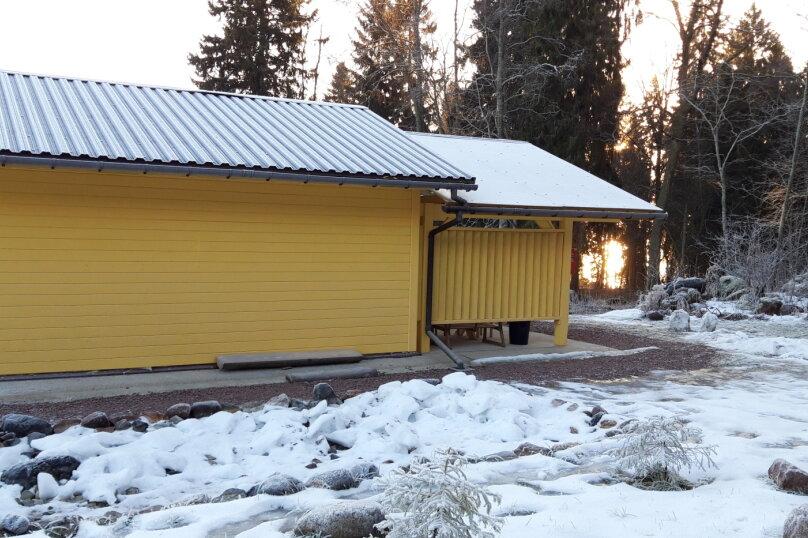 Дом с выходом в лес , 35 кв.м. на 4 человека, 1 спальня, Западная, 2, Сортавала - Фотография 44