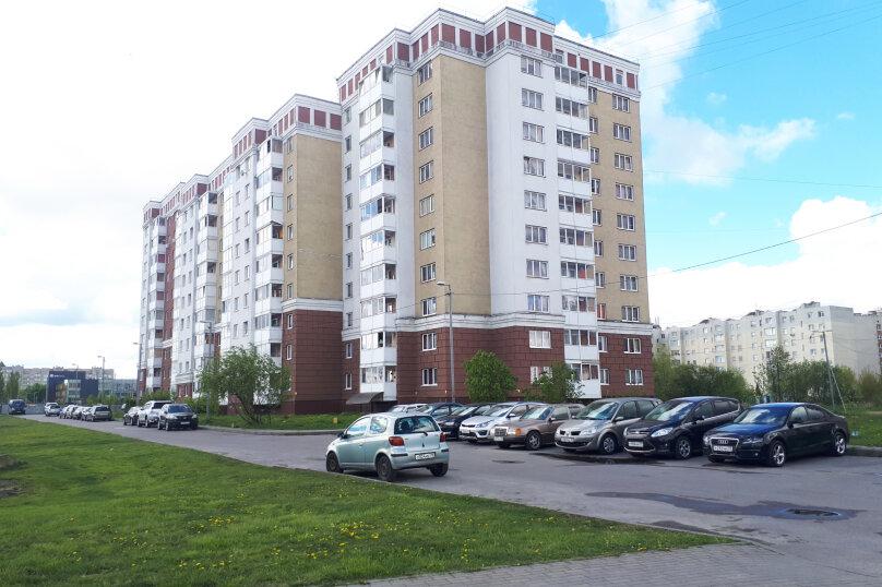 1-комн. квартира, 45 кв.м. на 3 человека, улица Гайдара, 94, Калининград - Фотография 2
