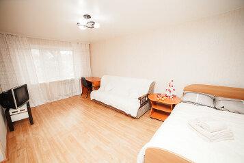 1-комн. квартира, 34 кв.м. на 3 человека, Пологая улица, 62, Владивосток - Фотография 1