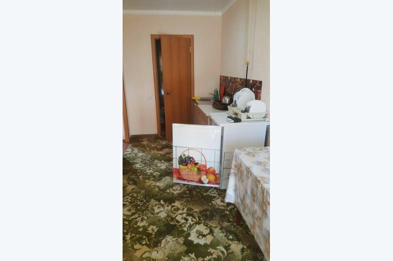 Двухкомнатные номера с кухней и сан узлом., Красная улица, 7, Голубицкая - Фотография 1