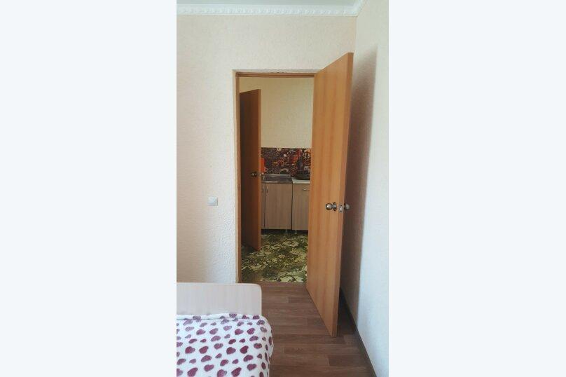 Двухкомнатные номера с кухней и сан узлом., Красная улица, 7, Голубицкая - Фотография 5