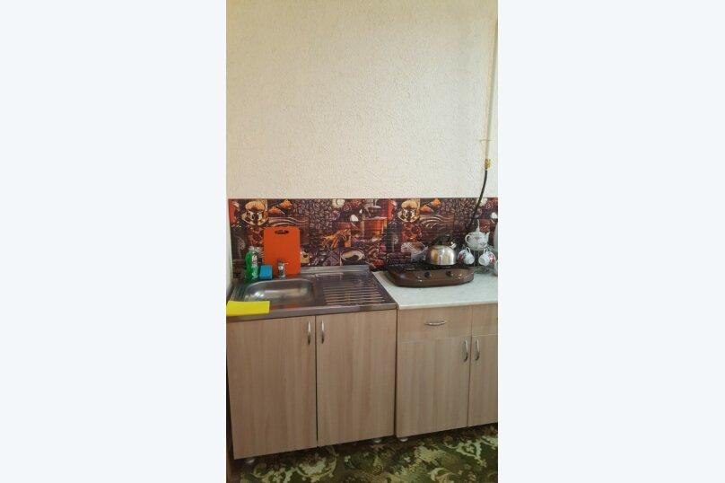 Двухкомнатные номера с кухней и сан узлом., Красная улица, 7, Голубицкая - Фотография 14