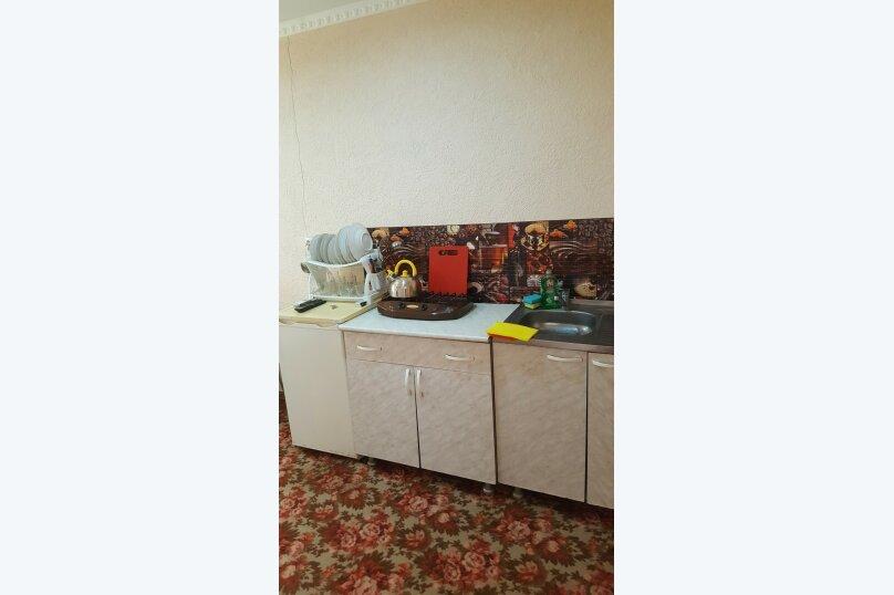 Двухкомнатные номера с кухней и сан узлом., Красная улица, 7, Голубицкая - Фотография 16