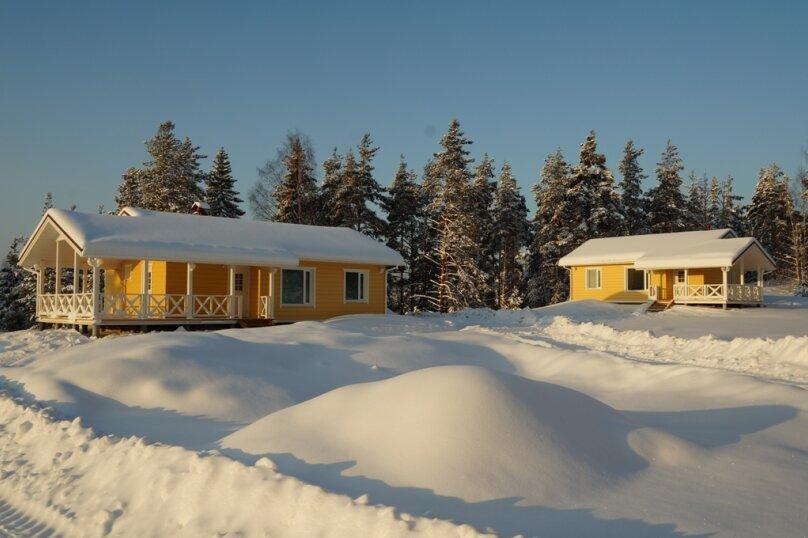 Дом для отпуска №1, поселок Микли, Рукола, Лахденпохья - Фотография 1