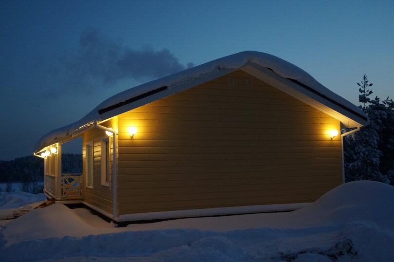 """Дом для отпуска """"Рукола"""", поселок Микли, Рукола на 2 комнаты - Фотография 38"""