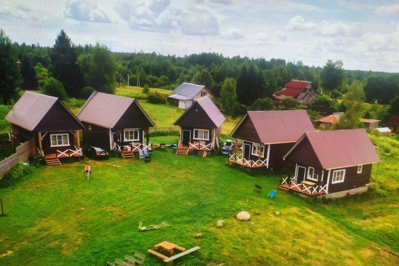 Дом, 50 кв.м. на 8 человек, 2 спальни, Деревня Могилево, 25 строение 14, Осташков - Фотография 1