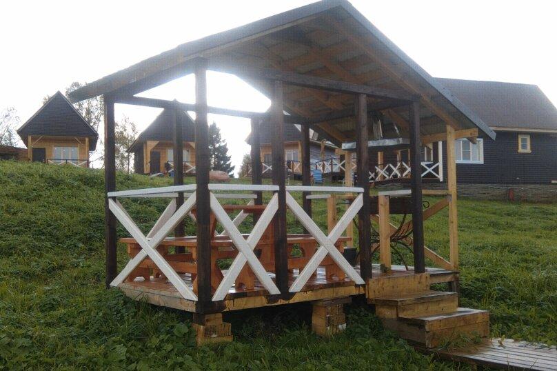 Дом, 50 кв.м. на 8 человек, 2 спальни, Деревня Могилево, 25 строение 14, Осташков - Фотография 13