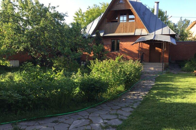 Загородный дом с сауной и барбекю, 76 кв.м. на 8 человек, 1 спальня, улица Новосёлки, 76, Ивантеевка - Фотография 4