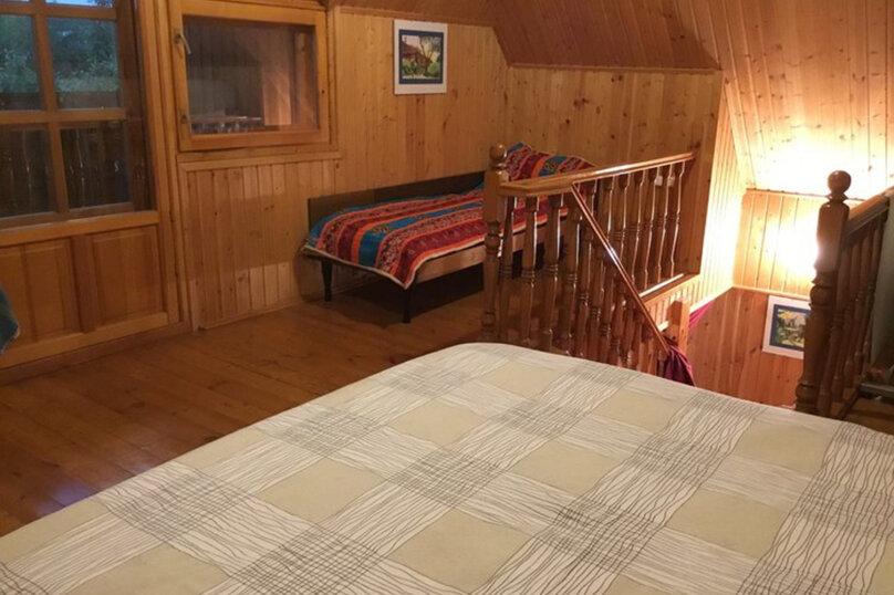 Загородный дом с сауной и барбекю, 76 кв.м. на 8 человек, 1 спальня, улица Новосёлки, 76, Ивантеевка - Фотография 18