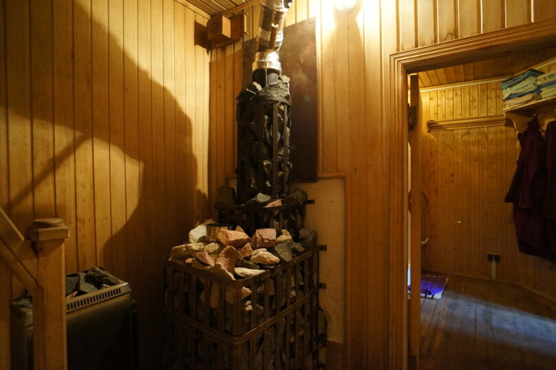 Загородный дом с сауной и барбекю, 76 кв.м. на 8 человек, 1 спальня, улица Новосёлки, 76, Ивантеевка - Фотография 26