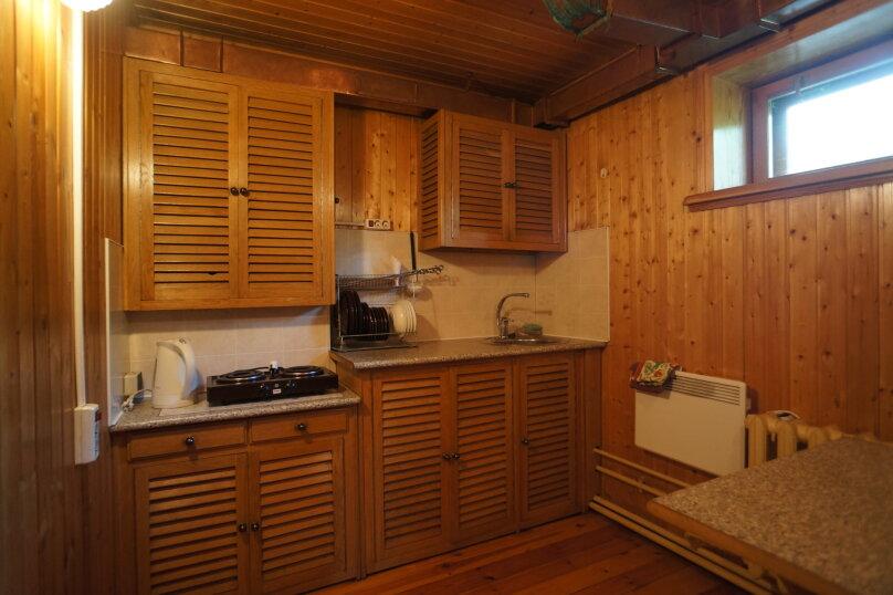 Загородный дом с сауной и барбекю, 76 кв.м. на 8 человек, 1 спальня, улица Новосёлки, 76, Ивантеевка - Фотография 33