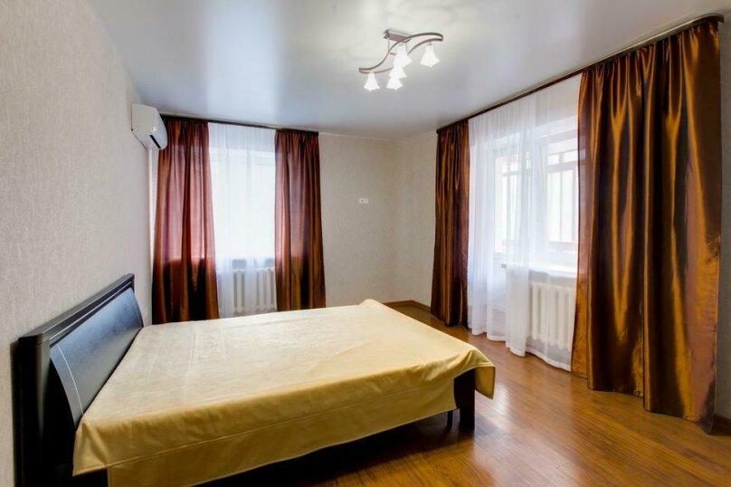 3-комн. квартира, 80 кв.м. на 6 человек, улица Цюрупы, 44/2, Уфа - Фотография 3