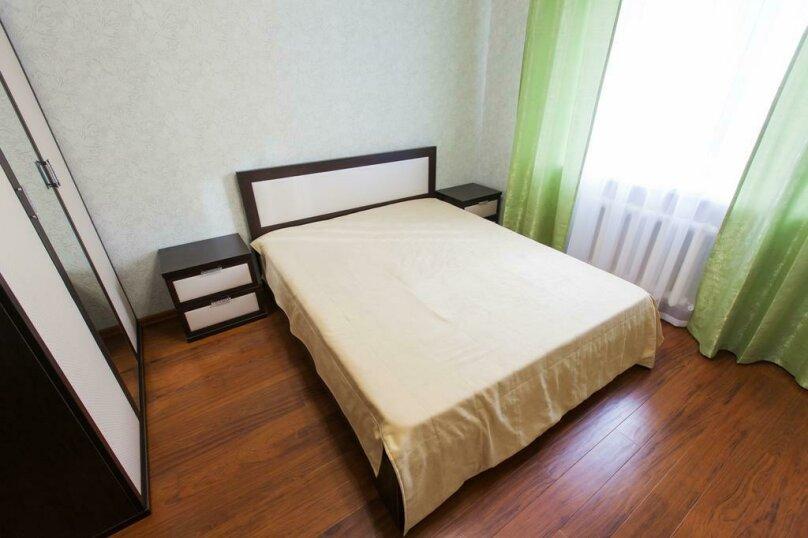 3-комн. квартира, 80 кв.м. на 6 человек, улица Цюрупы, 44/2, Уфа - Фотография 4