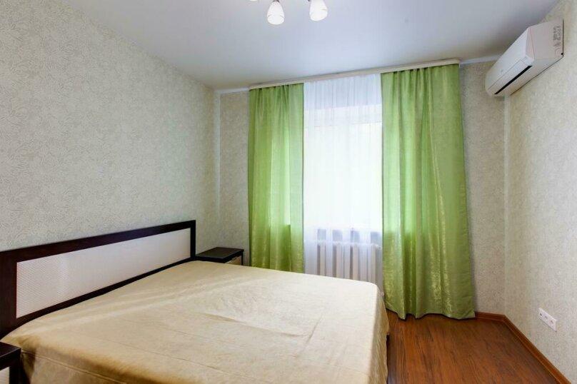 3-комн. квартира, 80 кв.м. на 6 человек, улица Цюрупы, 44/2, Уфа - Фотография 5