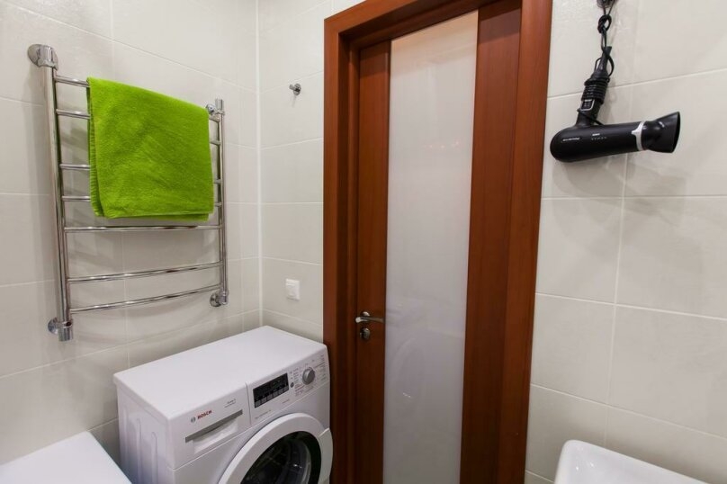 3-комн. квартира, 80 кв.м. на 6 человек, улица Цюрупы, 44/2, Уфа - Фотография 12