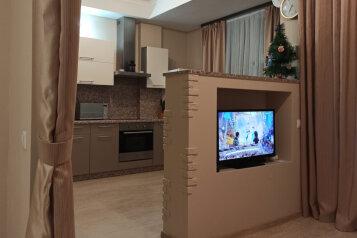 2-комн. квартира, 40 кв.м. на 4 человека, улица Защитников Кавказа, 3, Красная Поляна - Фотография 1