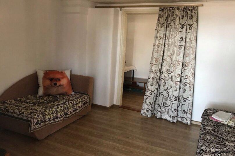 1-комн. квартира, 41 кв.м. на 4 человека, Ленинградская улица, 46, Гурзуф - Фотография 2