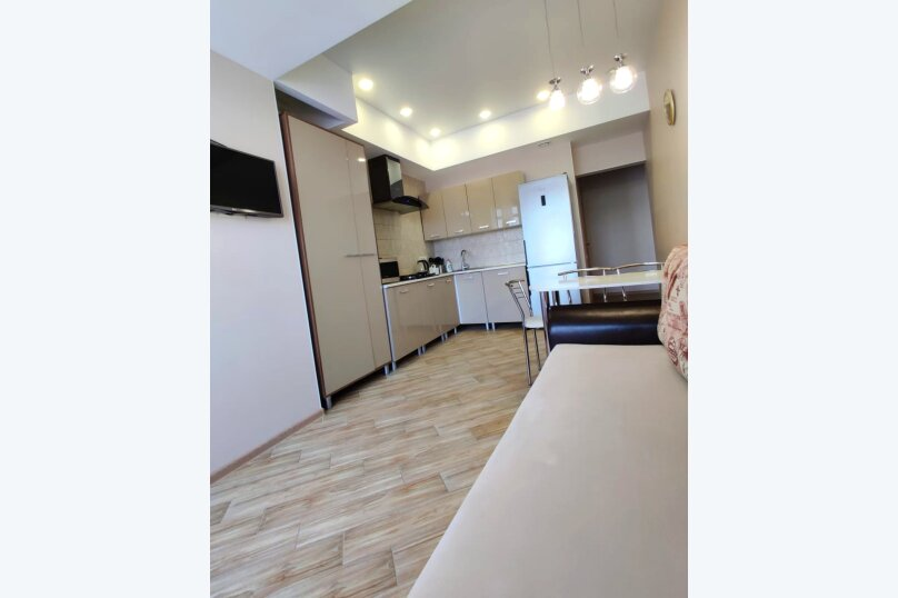 2-комн. квартира, 45 кв.м. на 4 человека, улица Халтурина, 30, Геленджик - Фотография 5