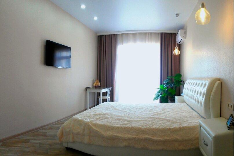 2-комн. квартира, 45 кв.м. на 4 человека, улица Халтурина, 30, Геленджик - Фотография 17