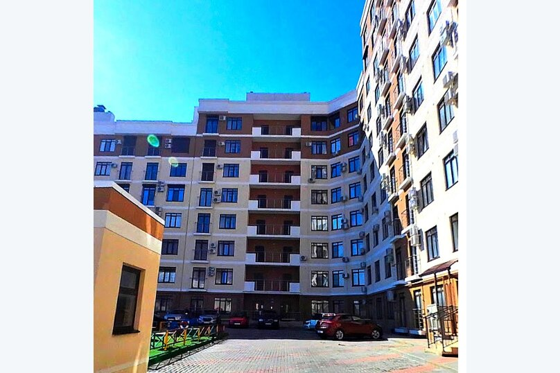 2-комн. квартира, 45 кв.м. на 4 человека, улица Халтурина, 30, Геленджик - Фотография 23