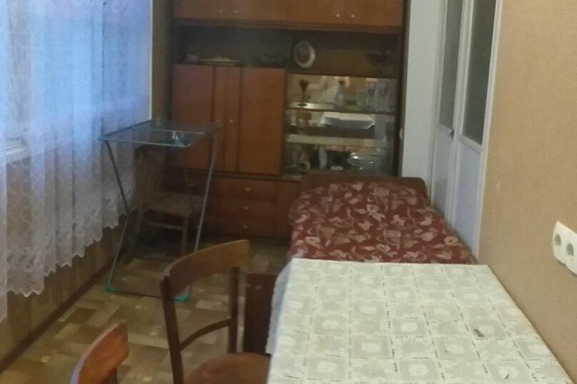 3-комн. квартира, 65 кв.м. на 5 человек, улица Абазгаа, 63/2, Гагра - Фотография 5