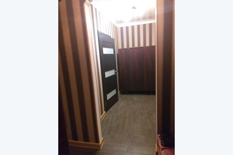 3-комн. квартира, 65 кв.м. на 5 человек, улица Абазгаа, 63/2, Гагра - Фотография 11