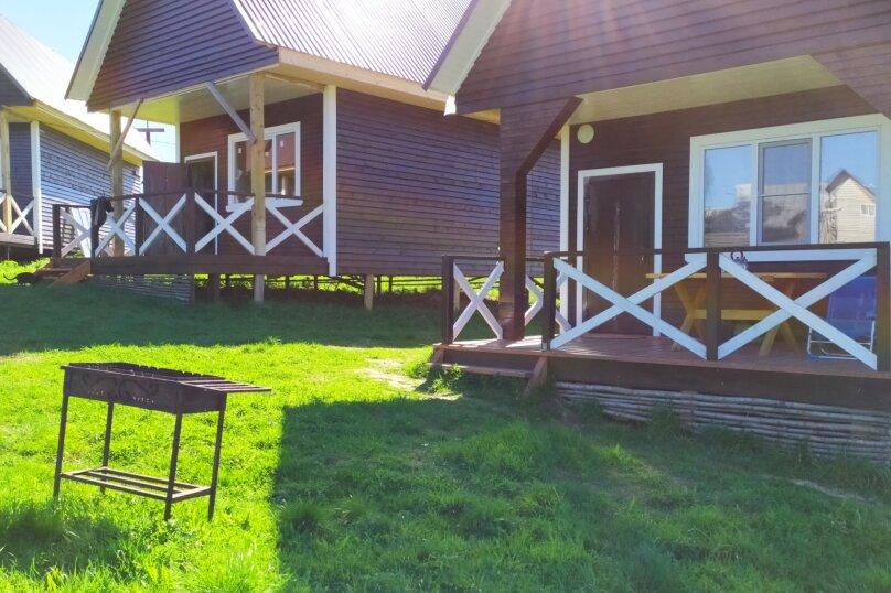 Дом, 50 кв.м. на 8 человек, 2 спальни, деревня Могилево, 25 строение 12, Осташков - Фотография 1
