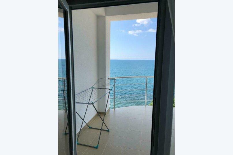Люкс с видом на море, улица Лазурный Берег, 37, Морское - Фотография 21