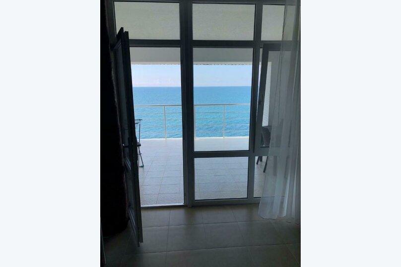 Люкс с видом на море, улица Лазурный Берег, 37, Морское - Фотография 22