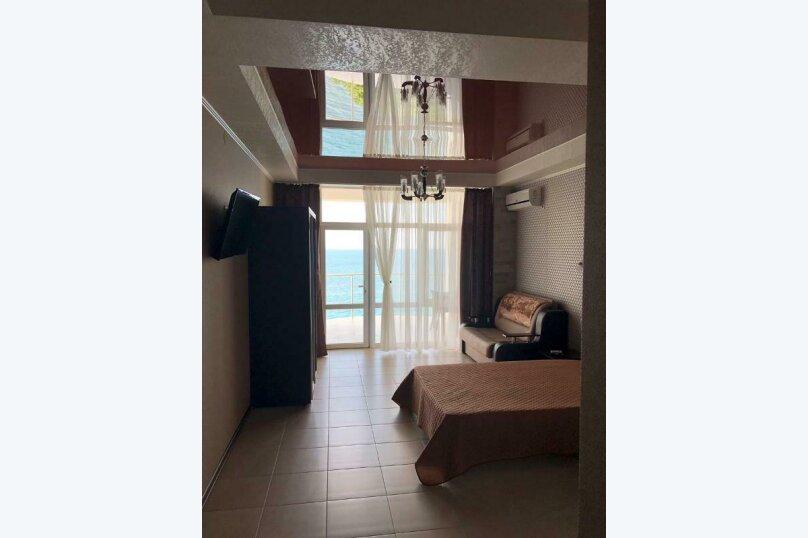 Люкс с видом на море, улица Лазурный Берег, 37, Морское - Фотография 25