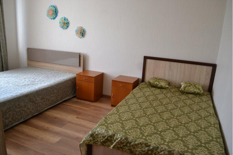 2-комн. квартира, 74 кв.м. на 5 человек, улица Революции 1905 года, 31В, Воронеж - Фотография 10