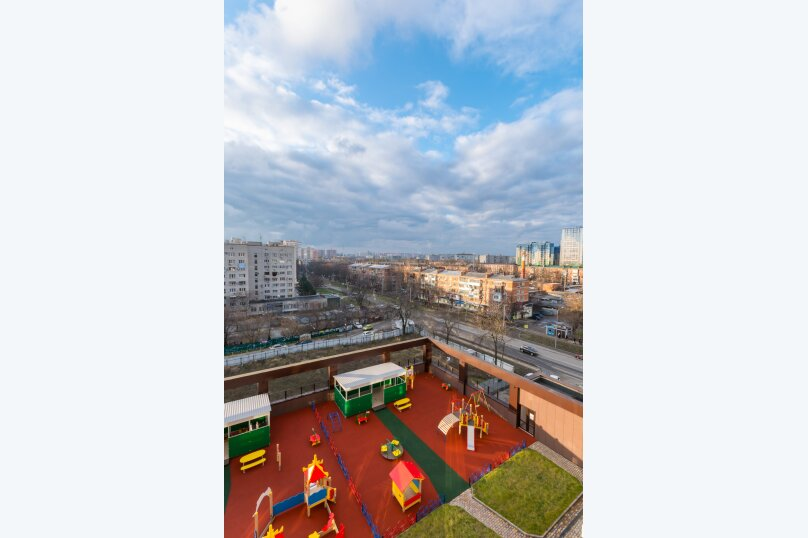 1-комн. квартира, 42 кв.м. на 4 человека, Зиповская улица, 34/1, Краснодар - Фотография 9