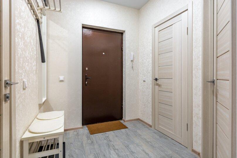1-комн. квартира, 42 кв.м. на 4 человека, Зиповская улица, 34/1, Краснодар - Фотография 30