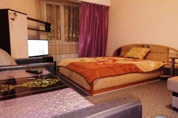1-комн. квартира, 45 кв.м. на 3 человека, Запорожская улица, 81, Новокузнецк - Фотография 1