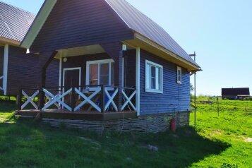 Дом, 50 кв.м. на 8 человек, 2 спальни, деревня Могилево, дом 25 строение 15, Осташков - Фотография 1