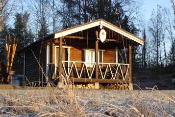 Домик в Харвиа, 30 кв.м. на 4 человека, 1 спальня, п. Харвиа, Центральная улица, 2, Лахденпохья - Фотография 1