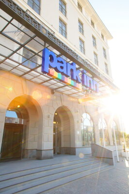 Отель «Парк Инн от Рэдиссон Сочи Центр»