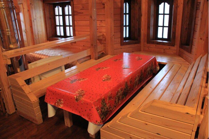 Дом, 100 кв.м. на 10 человек, 1 спальня, Козельское, Солнечная, 42, Боровск - Фотография 8