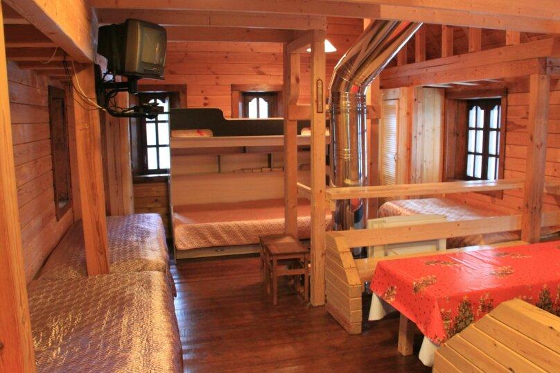 Дом, 100 кв.м. на 10 человек, 1 спальня, Козельское, Солнечная, 42, Боровск - Фотография 9
