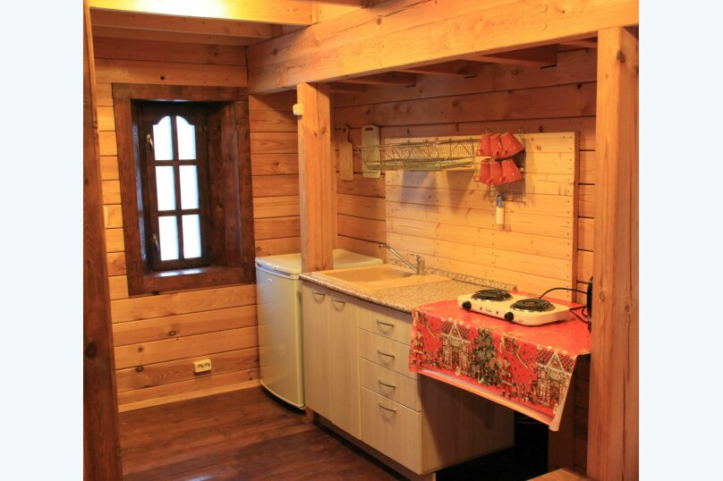Дом, 100 кв.м. на 10 человек, 1 спальня, Козельское, Солнечная, 42, Боровск - Фотография 10