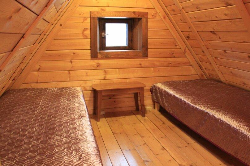 Дом, 100 кв.м. на 10 человек, 1 спальня, Козельское, Солнечная, 42, Боровск - Фотография 11