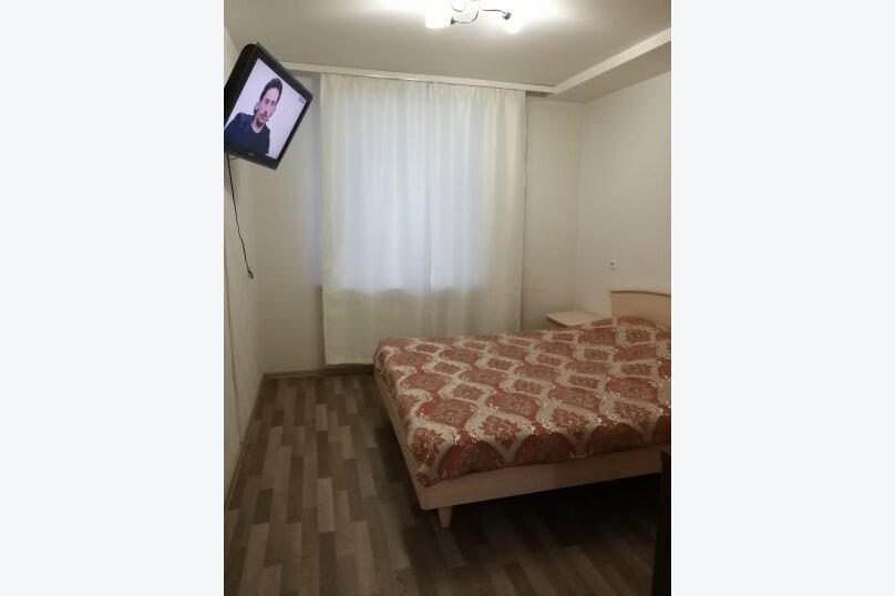 2-комн. квартира, 48.2 кв.м. на 4 человека, Байкальская улица, 102, Иркутск - Фотография 2