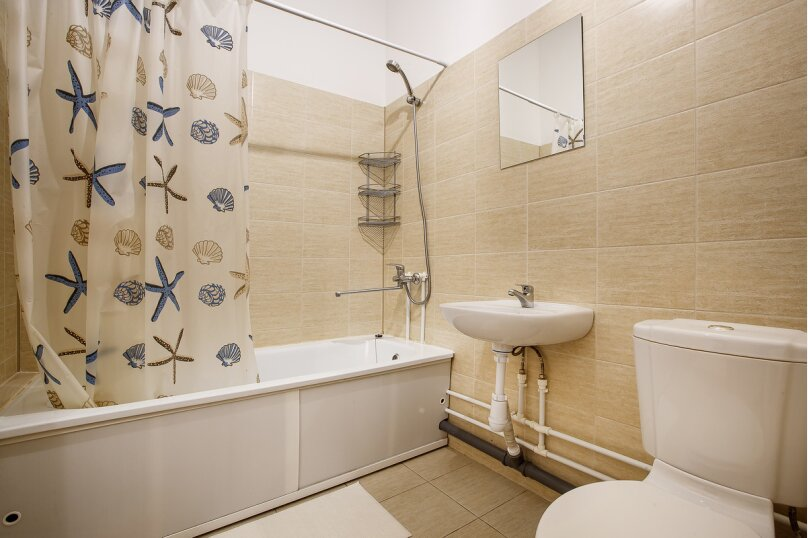 1-комн. квартира, 33 кв.м. на 2 человека, улица Степана Разина, 2, Екатеринбург - Фотография 10