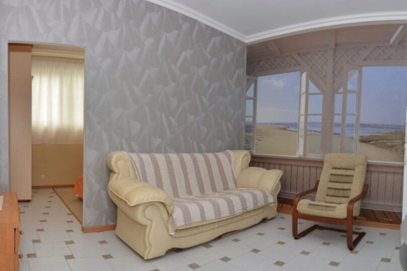 "2-комнатный люкс ""Бамбук"", улица Бедненко, 57, Рыбачье - Фотография 7"