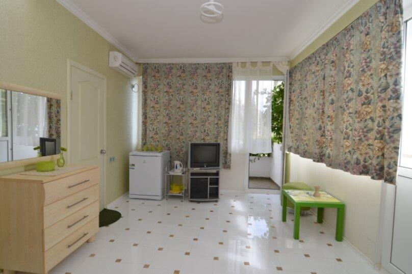 """1-комнатный номер """"Жасмин"""", улица Бедненко, 57, Рыбачье - Фотография 6"""