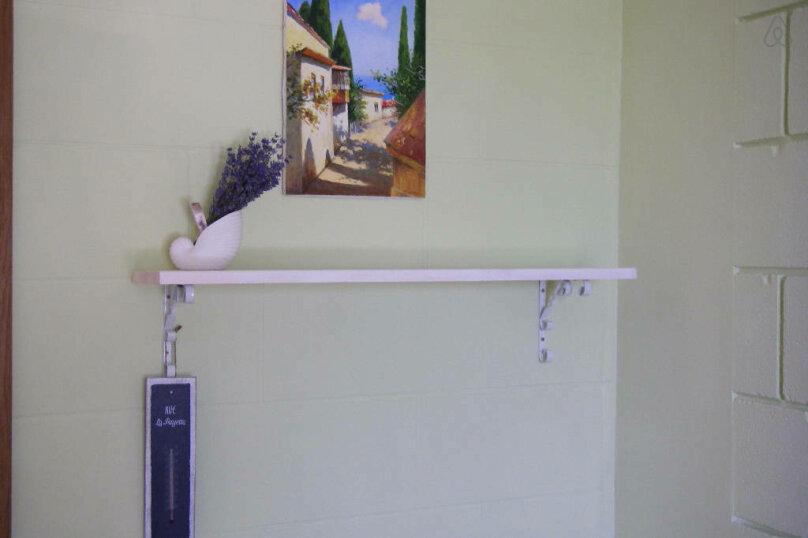 Апартаменты в стиле прованс на 2м этаже , улица Максима Горького, 46А, Симеиз - Фотография 15