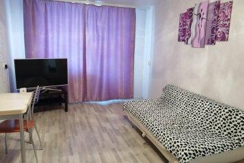 2-комн. квартира, 48.2 кв.м. на 4 человека, Байкальская улица, 102, Иркутск - Фотография 1
